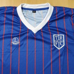 Blue Retro shirt 83 - 85